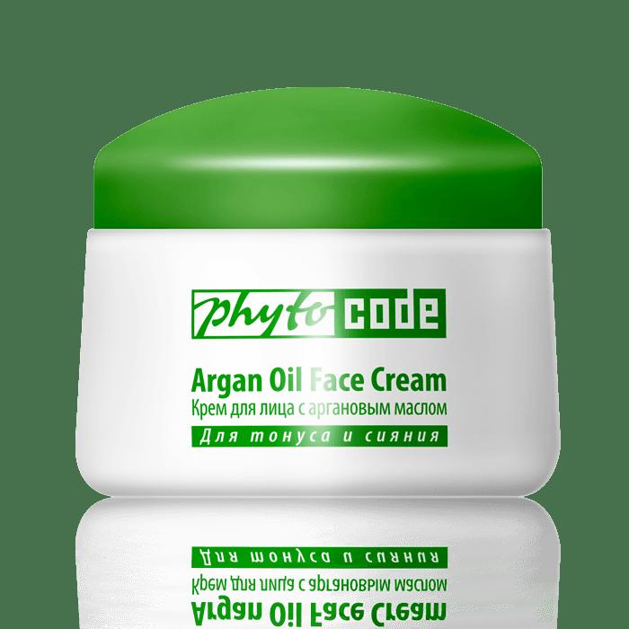 Крем за лице c aрганово масло Тианде биокозметика